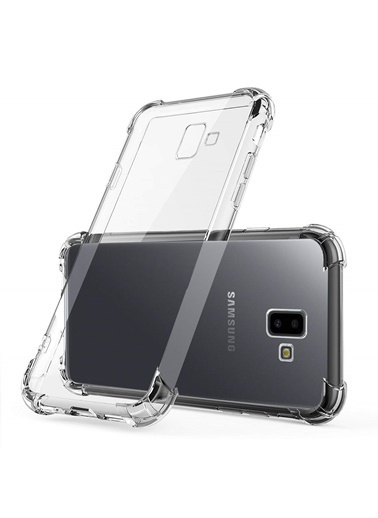 Microsonic Shock Absorbing Kılıf Samsung Galaxy J6 Plus  Renksiz
